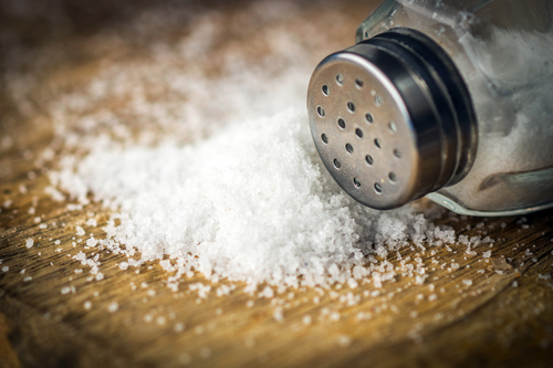 Table salt - 9 Healthy Foods Rich In Iodine