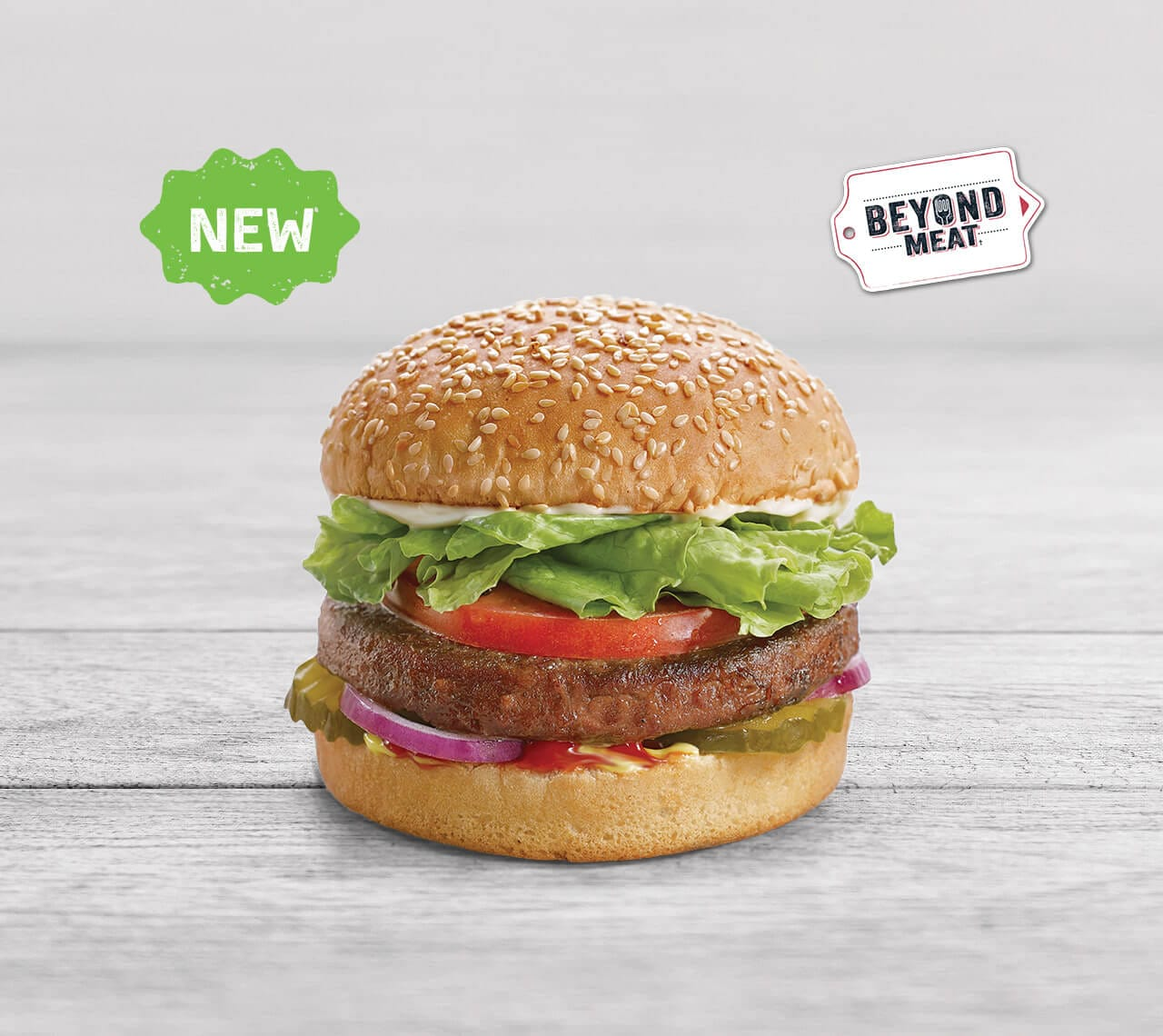 Beyond Meat Burger A and W - Meatless Burgers. What's The Deal?