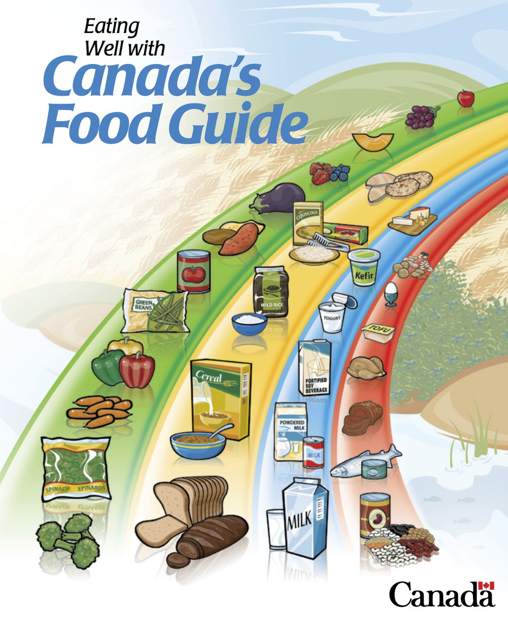Canada's Food Guide 2007 - by Doug Cook RD