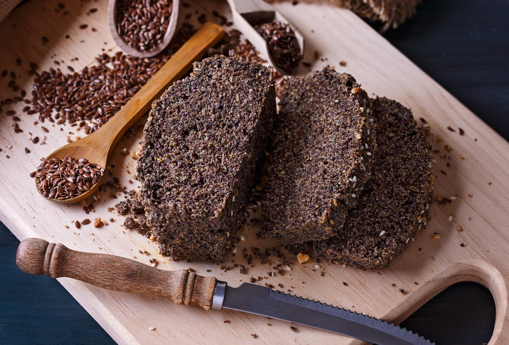 Flaxseed bread - Flaxseed Bread