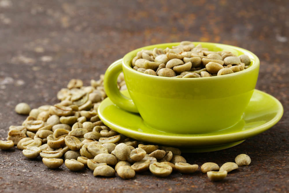 Green coffee bean - Can Thrive Patch Help You Lose Weight?