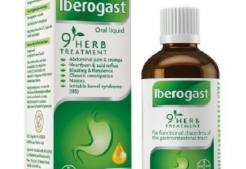Iberogast for digestive symptoms