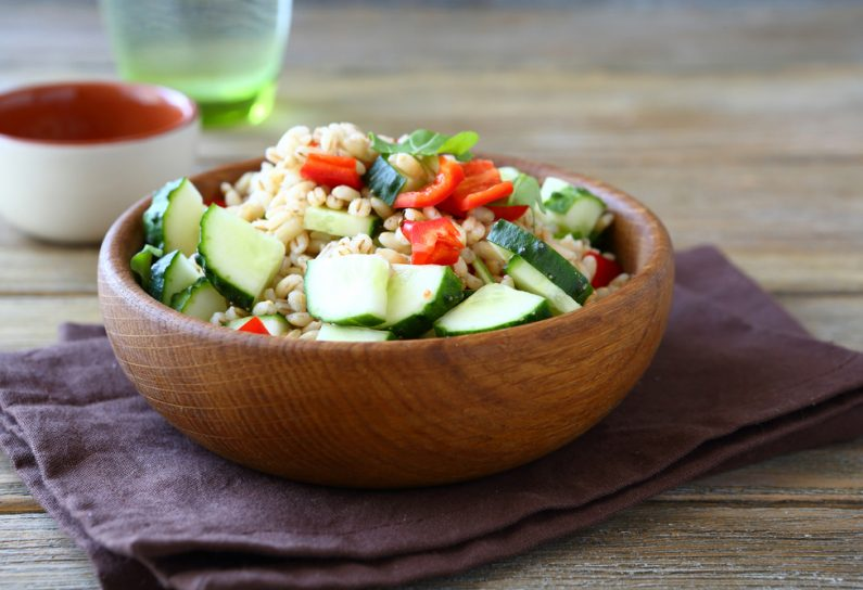 Barley Cucumber Salad 795x544 - Home-front-page