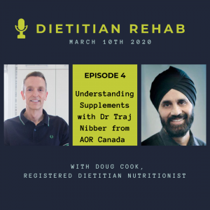 Dr Traj Nibber 300x300 - Dietitian Rehab. Episode 004 with Dr Traj Nibber