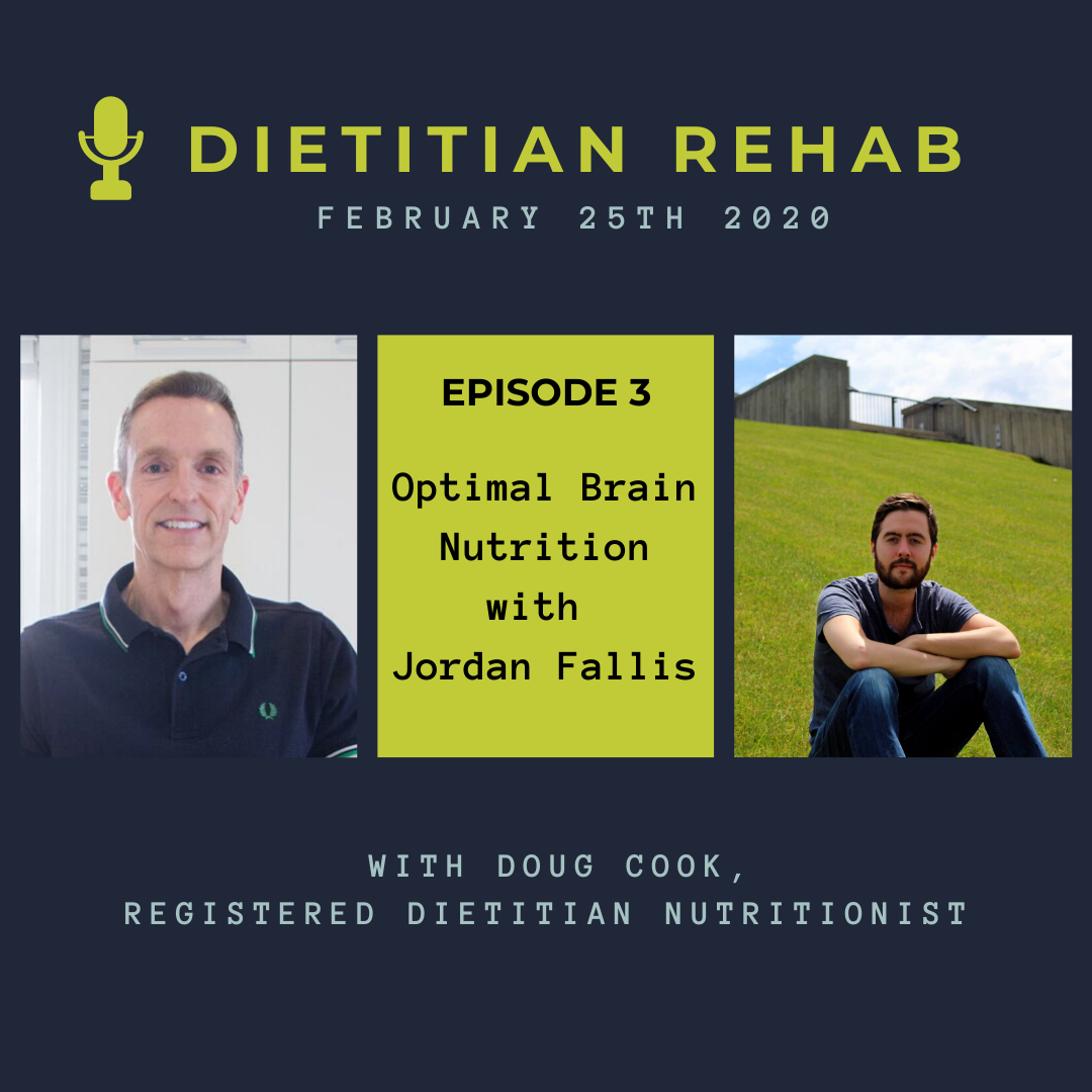 Dietitian Rehab with Doug Cook RDN