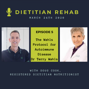 Terry Wahls 300x300 - Dietitian Rehab. Episode 005 with Dr Terry Wahls
