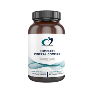 Multimineral Supplement - by Doug Cook RD