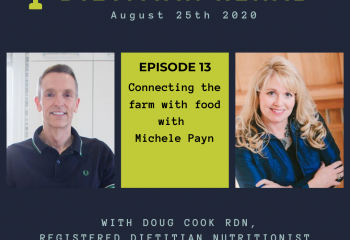 Farm to table with Michele Payn - by Doug Cook RD