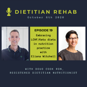 Eliana Witchell 300x300 - #019 Embracing LCHF/Keto Diets In Nutrition Practice