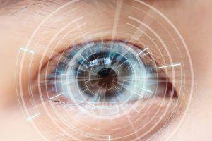 Eye sanning 300x200 - Best Foods To Improve Eyesight