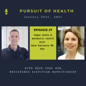 Hana Podcast tile 300x300 - #027 Plant Based Diets and Metabolic Health