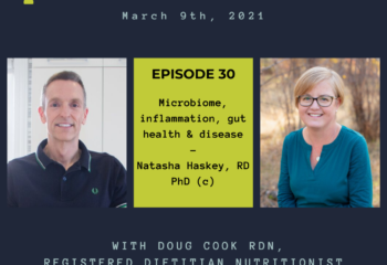 Microbiota inflammation gut health and disease - by Doug Cook RD